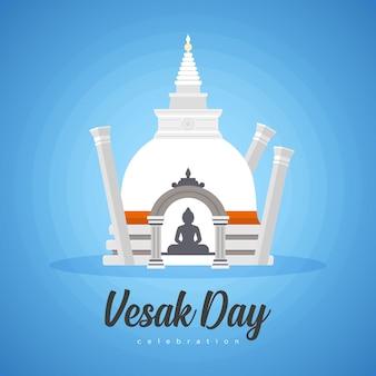Vesak temple