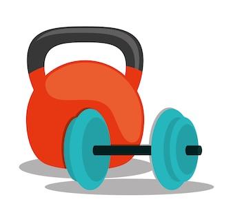 Vestor design of Healthy lifestyle