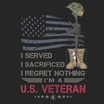 Veteran sacrificed