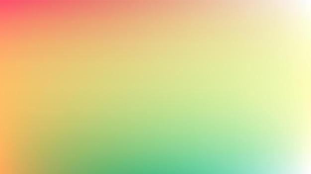 鮮やかで滑らかなパステル グラデーションの柔らかい色の背景