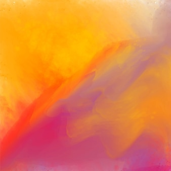 Vibrant watercolor texture background design