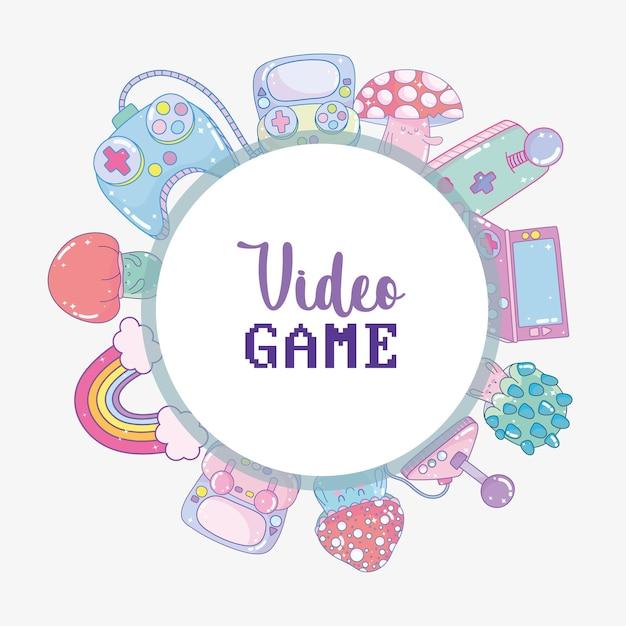ビデオゲームバッジ