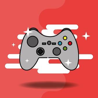 ビデオゲームの古典的なコントローラのビデオゲーム