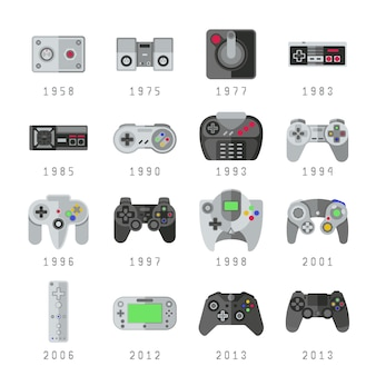 Video game controls