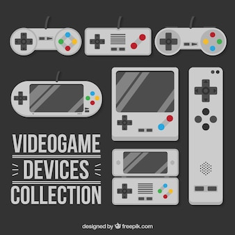 Video game devices