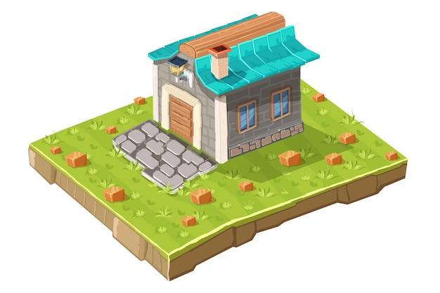 ビデオゲームハウス。