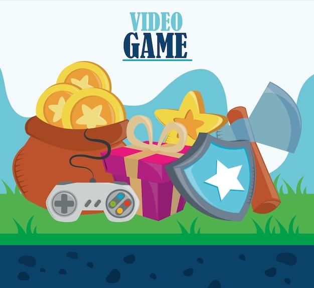 비디오 게임 레트로