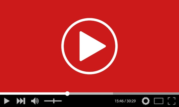 Video playertemplate web and mobile apps