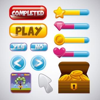 Дизайн интерфейса видеоигр