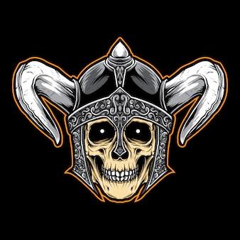 Viking army vector