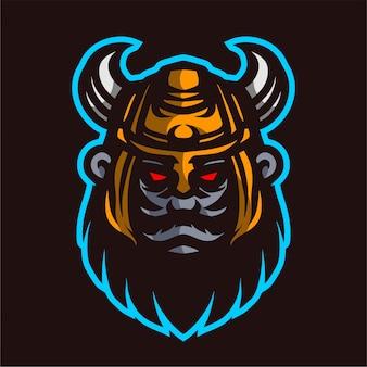 Логотип viking e-sport