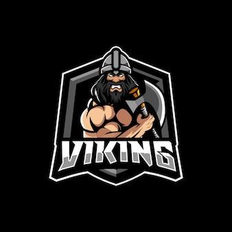 Викинг киберспорт логотип