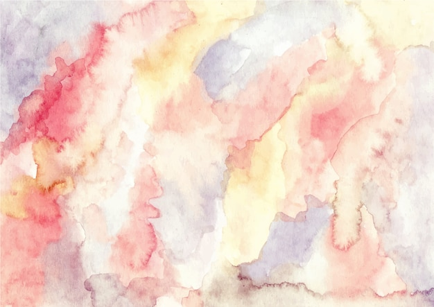 Vintage abstract watercolor texture background