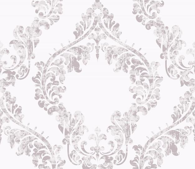 빈티지 잔잔한 장식 장식 패턴