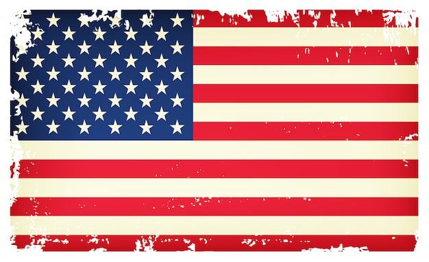 ヴィンテージアメリカ国旗