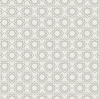 빈티지 아랍어 패턴