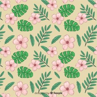Vintage botanical pattern