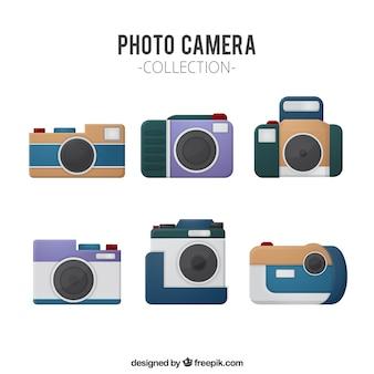 Коллекция vintage камеры