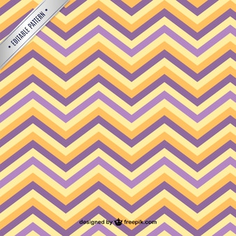 Vintage chevron seamless pattern