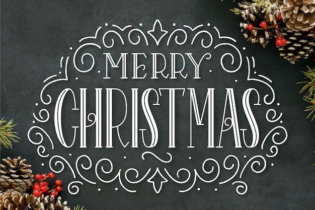 Старинные рождественские надписи