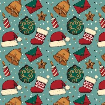 Старинный рождественский образец