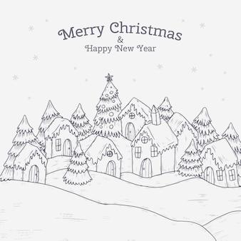 ヴィンテージクリスマスタウン