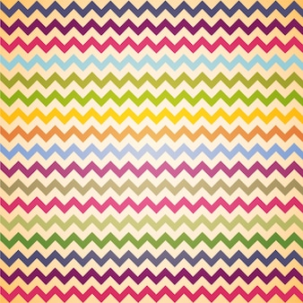 Vintage colorful chevron pattern for eggs easter day