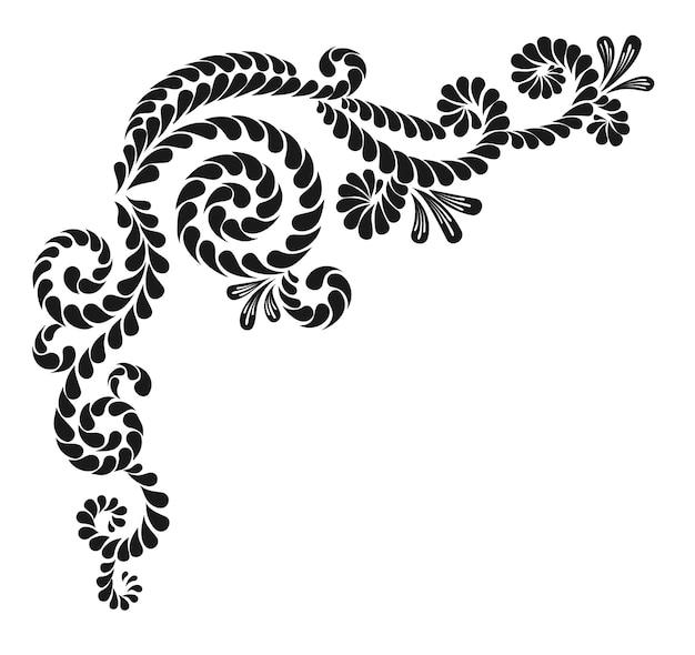 Винтажные декоративные каллиграфические бордюры, шаблон, вывески, логотипы, этикетки, наклейки, карты