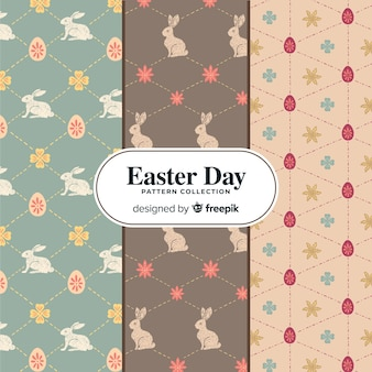 Vintage easter pattern collection