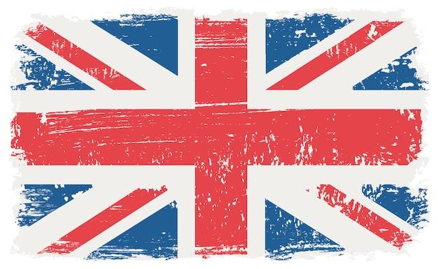 イギリスのヴィンテージのフラグ