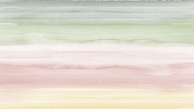 Vintage gradient abstract background creative with stains of watercolor hand-painted.