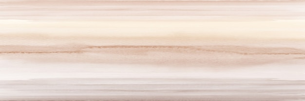 Vintage gradient abstract horizontal background creative with stains of watercolor hand-painted.