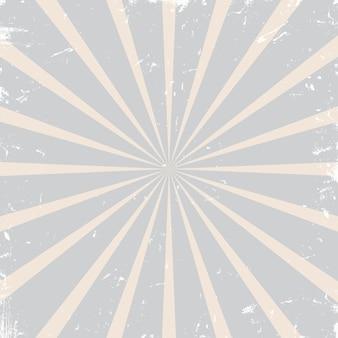 ビンテージグランジライジングサン