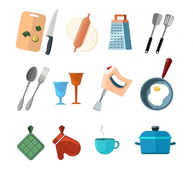 Старинные кухонные инструменты