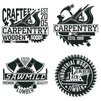 Винтажный логотип