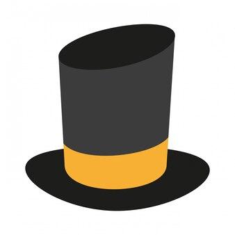 Vintage male hat