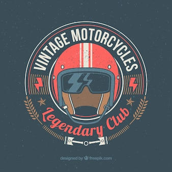Vintage motorcycle club