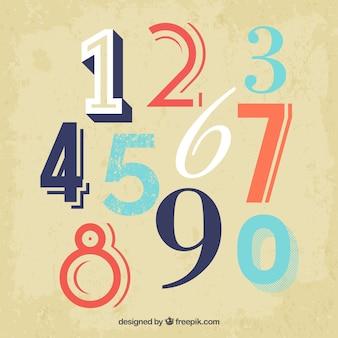 Collezione di numeri d'epoca