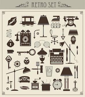 Старинные предметы