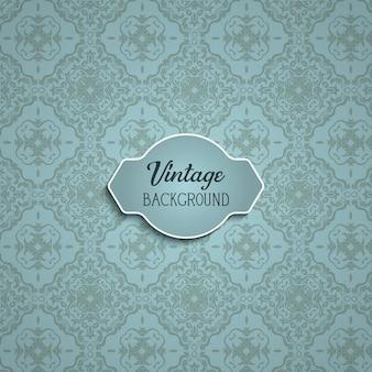 Vintage ornamental background