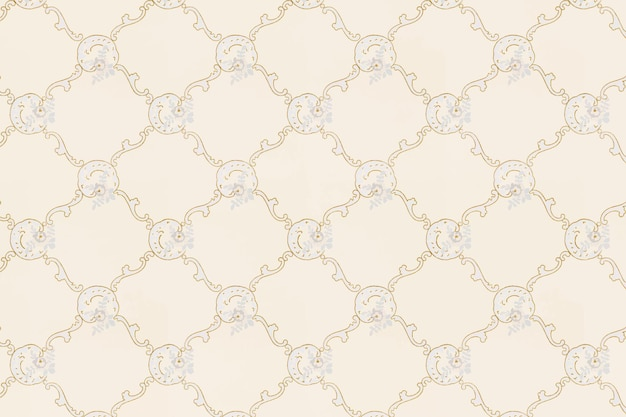 ヴィンテージの装飾パターン