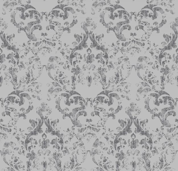 빈티지 장식 한 패턴