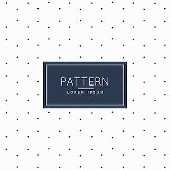 Vintage pattern template