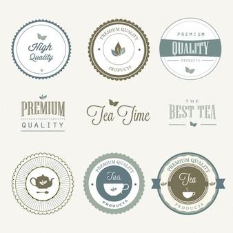 Labels set