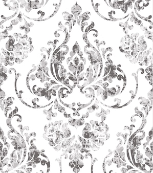Vintage rococo texture pattern