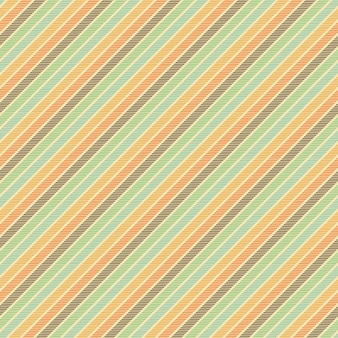 Vintage striped background seamless pattern