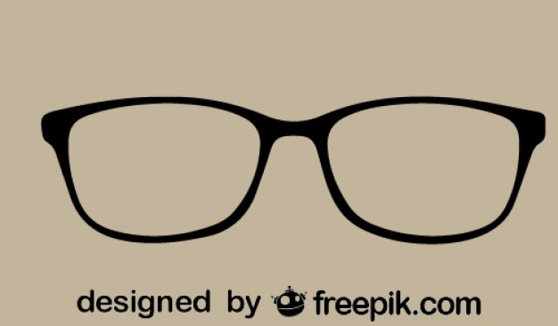 Vintage style eye-glasses design