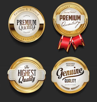 Vintage style premium quality design collection