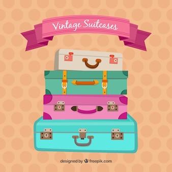ヴィンテージスーツケース