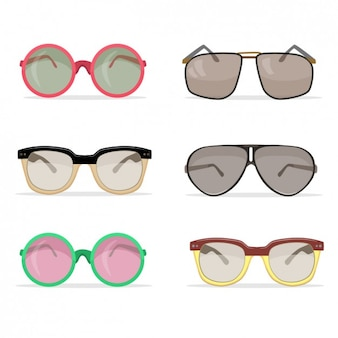 Vintage sunglasses collection